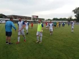 CSM Slatina, primul meci de promovare în Liga a III a