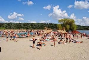 Plaja Olt se deschide pe 1 iunie