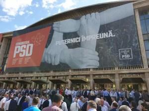 Congres PSD. Alegeri pentru noua conducere    -VIDEO-