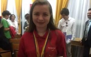 Aur la Olimpiada Europeană de Geografie pentru o olteancă