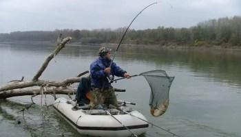 pescuit Dosar penal pentru pescuit ilegal
