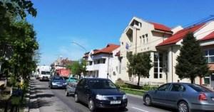 Semafoarele din Balș au fost alimentate cu electricitate