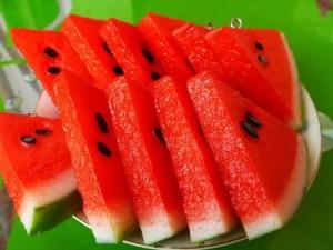 Dieta cu pepene roșu