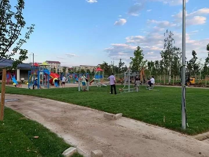 parc Unitatea Militara