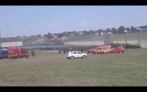 Rămășițe umane descoperite în lacul din apropierea casei suspectului de crimă de la Caracal
