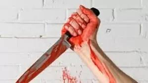 Și-a omorât fratele cu 10 lovituri de cuțit