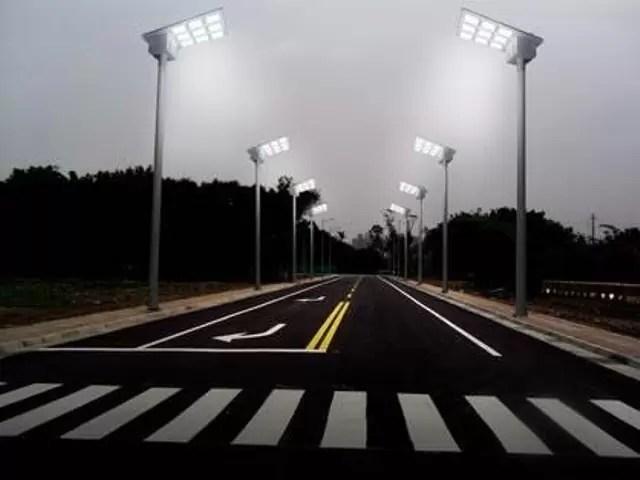 sistem de iluminat public
