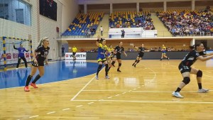 Handbal: CSM Corona Brașov - CSM Slatina 31-22