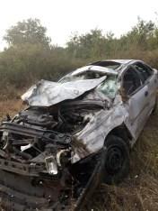 Accident rutier cu două victime
