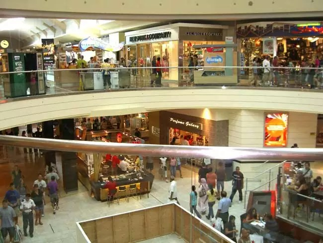 mall slatina