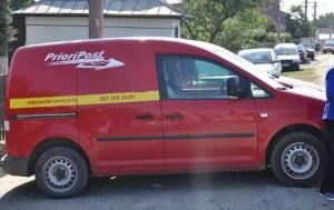 Jaful de la Poşta Balş: Poştaşul şi alţi trei bărbaţi au fost reţinuţi