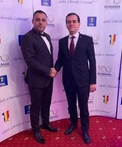 """Liviu Voiculescu: """"Să poți să conduci eficient o țară din postura de premier denotă rațiune, putere și caracter"""""""