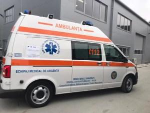 Un nou caz de coronavirus, la Ambulanţa Olt