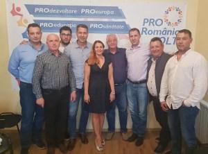 Bălașa și Cârloganu alături de Niță la ProRomânia