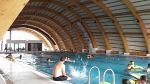 Bazinul de Înot și Clubul Nautic sunt închise pe 30 noiembrie și 1 decembrie