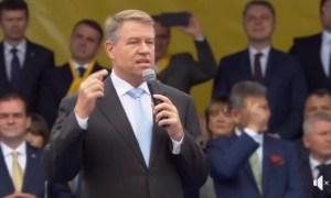 Klaus Iohannis, mesaj TRANSMIS prin consilier prezidențial, de Ziua Drapelului