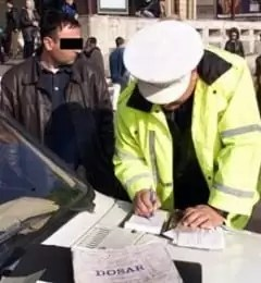 Polițiștii au RUPT NORMA la amenzi