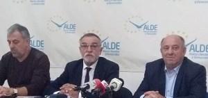 ALDE Olt se reorganizează. Măceșanu a preluat locul lăsat liber de Bălașa