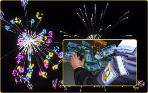 Începe operațiunea 'Foc de Artificii'