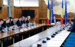 Prima şedinţă a Guvernului Orban; restructurarea Executivului - pe ordinea de zi