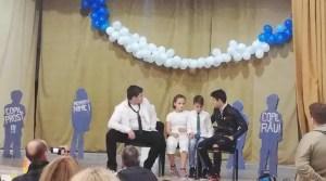 Festivalul rural de teatru pentru copii, câştigat de trupa din Osica de Sus