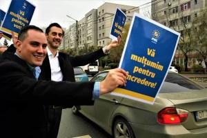PNL Slatina a mulţumit alegătorilor într-un mod deosebit