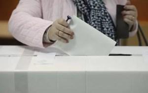 Cercetat pentru tentativă de  vot multiplu