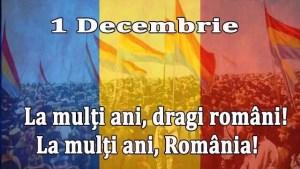 Ziua Națională a României sărbătorită cu fast la Slatina