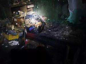 Victime ale unui incendiu izbucnit la o casă