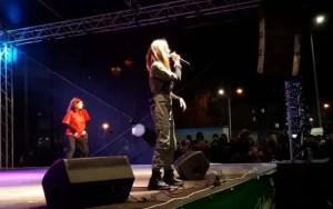 Iuliana Beregoi, idolul Generației Z, la Slatina