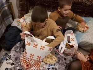 Tinerii liberali, ajutoarele lui Moș Crăciun