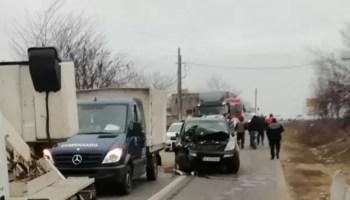 9BF61032-A3EA-4A13-9A22-3BAC602ADB35 Accident cu două victime, în Mărunței
