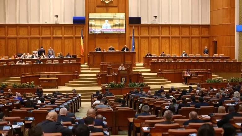 Parlament moiune PSD