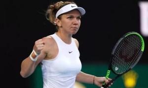 VICTORIE categorică - Simona Halep s-a calificat în sferturile de finală ale Australian Open