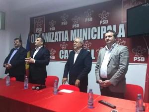 Marian Doldurea candidatul PSD la funcția de primar al Municipiului Caracal