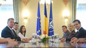 Încep negocierile de la Cotroceni: Klaus Iohannis se va întâlni cu partidele politice