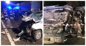 Patru morți în urma unui accident extrem de grav