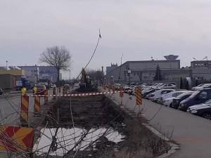 Strada Drăgănești va fi supralărgită