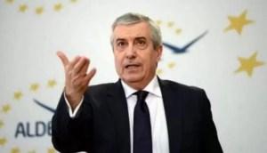 """ALDE Olt, alături de Tăriceanu în lupta de a dărâma Guvernul Orban """"după 15 mai sau la începutul toamnei"""""""