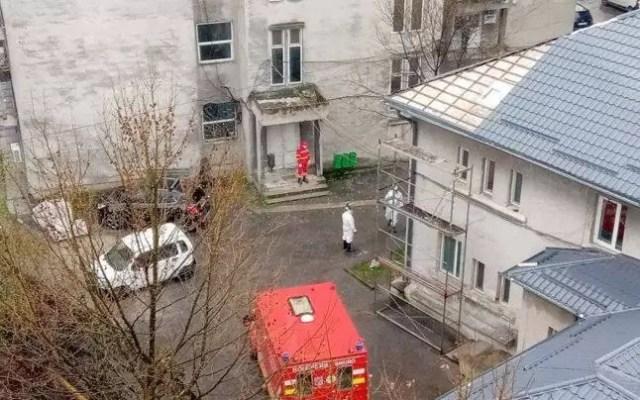 Copil-suspect-COVID-19 Copilul de 4 ani ajuns la Spitalul Județean de Urgență Slatina, suspect de COVID -19 este sub observație