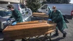 Olt: al doilea deces din cauza COVID-19