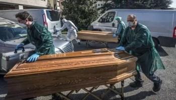 Decese Nu a fost depistată noua tulpină COVID-19 în cazul bărbatului decedat din Stoenești