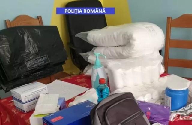 Echipamente-Medicale Angajată a Spitalului Județean de Urgență Pitești acuzată de delapidare