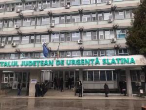 Spitalul Județean de Urgență Slatina face ultimele pregătiri pentru a primi pacienții cu Covid-19!