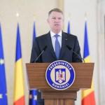 Klaus Iohannis, mesaj către români înainte de vot: 'Vă îndemn să vă faceți auzită vocea!'