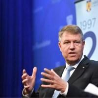 Klaus Iohannis a dat undă verde: patru legi promulgate