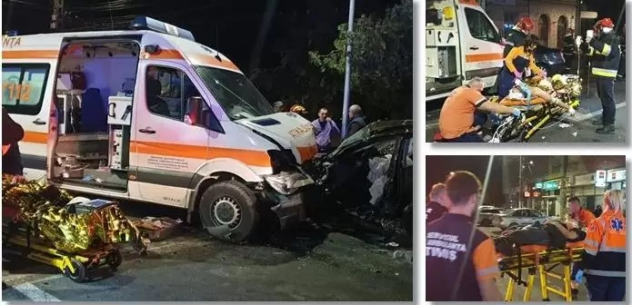 accident ambulanta