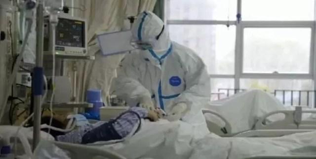 coronavirus-spital-pacient-3 Institutul Matei Balș este plin şi se ia în calcul relocarea pacienţilor uşori şi asimptomatici în hoteluri