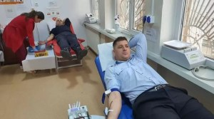 Te provoc! Fii salvatorul celor care au nevoie de sânge!