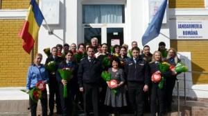 Primăvara belu-jandarm, de 8 martie